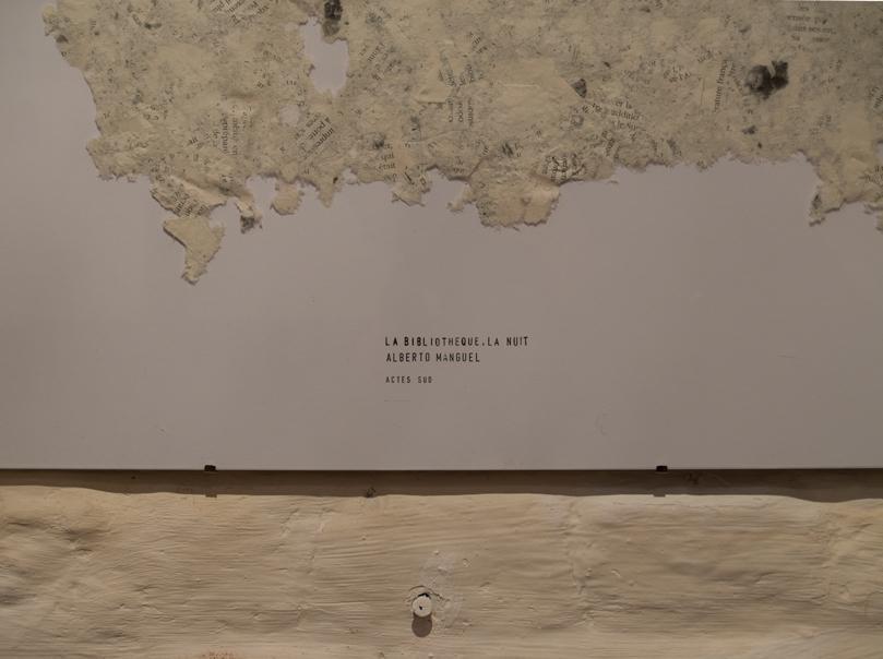 palimpseste - la bibliothèque, la nuit - alberto manguel - actes sud
